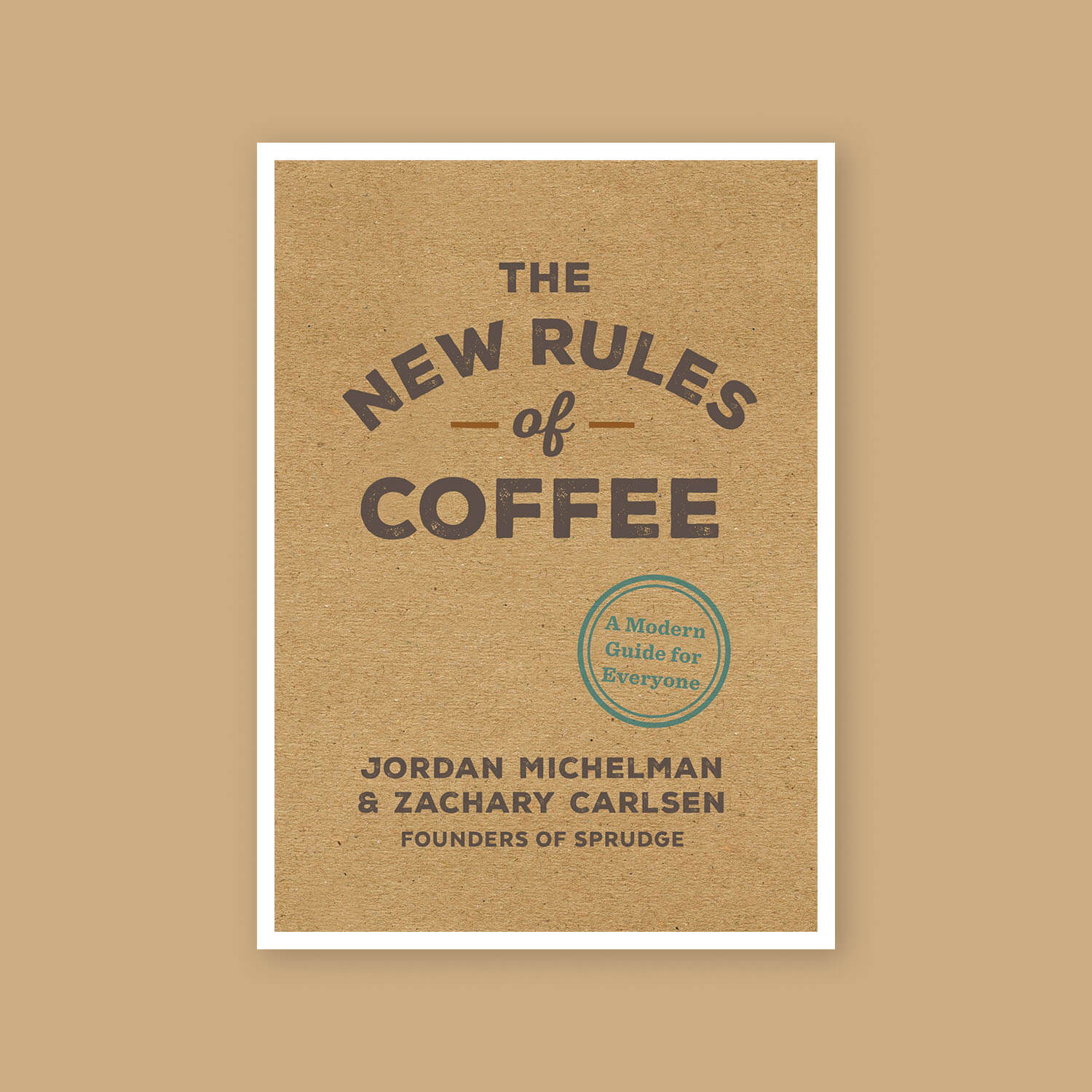 New Rules of Coffee - Goldleaf Book List