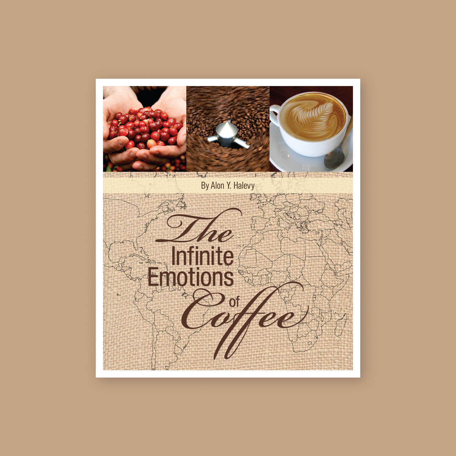 The Infinite Emotions of Coffee - Goldleaf Book List