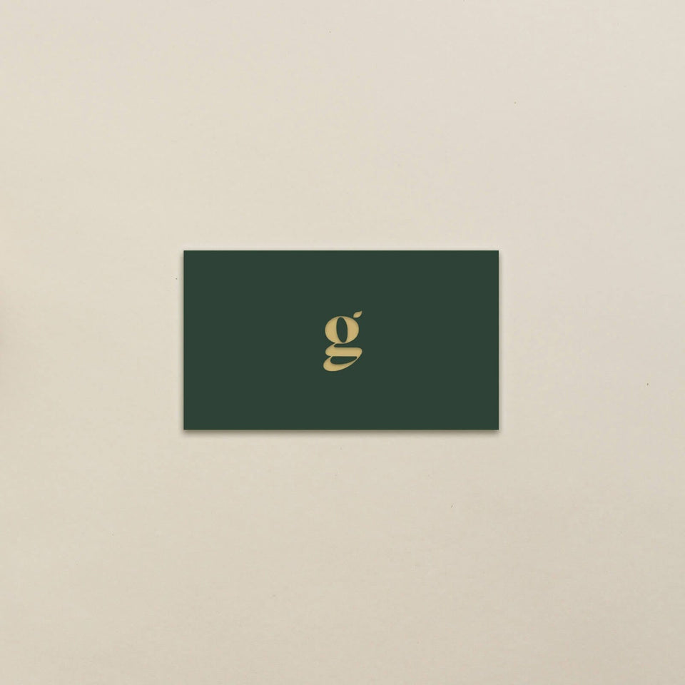 Gift Card - Goldleaf
