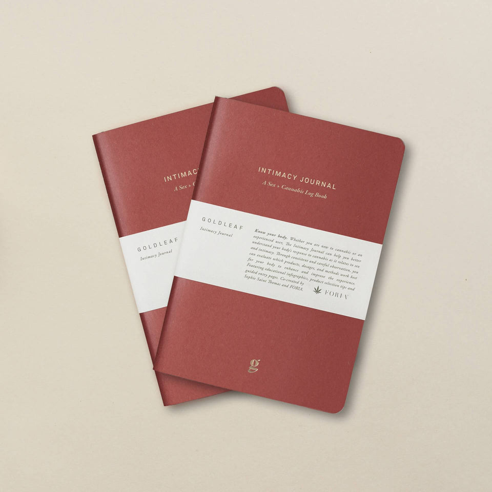 Intimacy Journal Partner's Pack