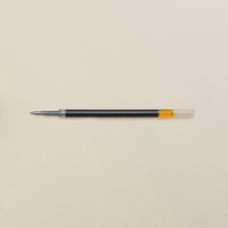 Pen Refill Cartridge - Black Rollerball Ink - Replacement Cartridge for Lab Pens - Goldleaf