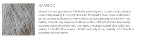 Nature of Bamboo Fabric