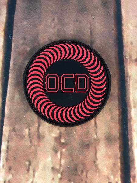 OCD Logo Patch