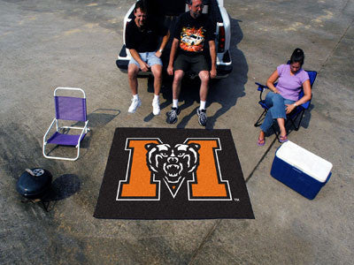 Mercer University Mercer Tailgater Area Rug