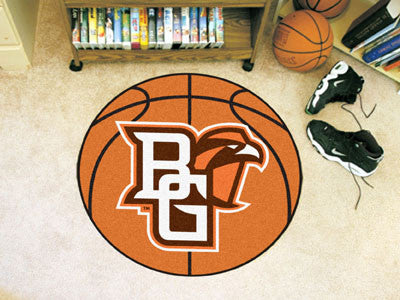 Bowling Green State University Basketball Rug
