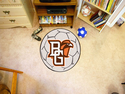Bowling Green State University Soccer Ball Carpet