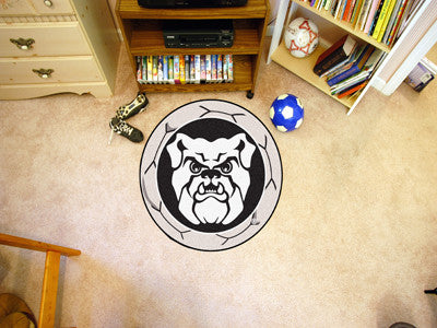 Butler University Soccer Ball Carpet