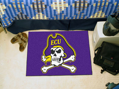 East Carolina University Starter Area Rug