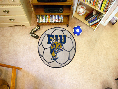 Florida International Univ Soccer Ball Carpet