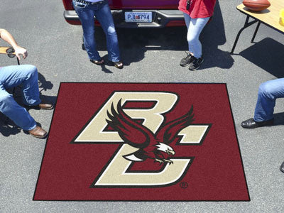 Boston College Tailgater Area Rug