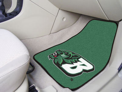 Binghamton University Car Mats 2 Piece Front