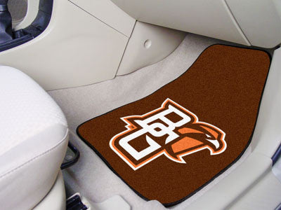 Bowling Green State University Car Mats 2 Piece Front