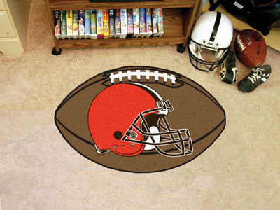 NFL - Cleveland Browns 	Football Carpet