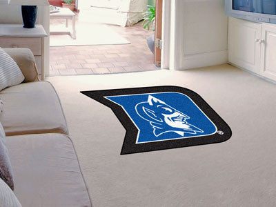 Duke University Mascot Mat - Cut Out