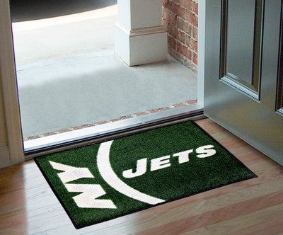 NFL - New York Jets - Uniform Inspired Starter Door Mat
