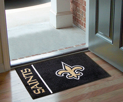 NFL - New Orleans Saints - Uniform Inspired Starter Rug