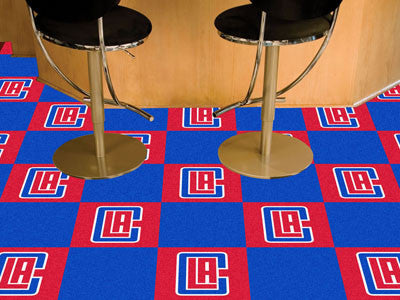NBA - Los Angeles Clippers Carpet Tiles