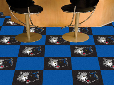 NBA - Minnesota Timberwolves Carpet Tiles