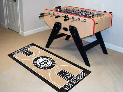 NBA - Brooklyn Nets Court Runner Mat