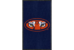 Auburn University Tigers 3' x 5' Logo Mat