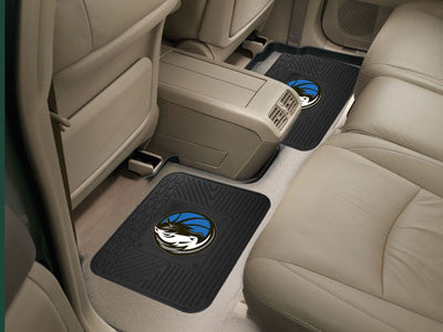 NBA - Dallas Mavericks 2 Pack Utility Car Mat