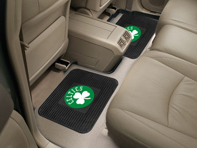 NBA - Boston Celtics 2 Pack Utility Car Mat