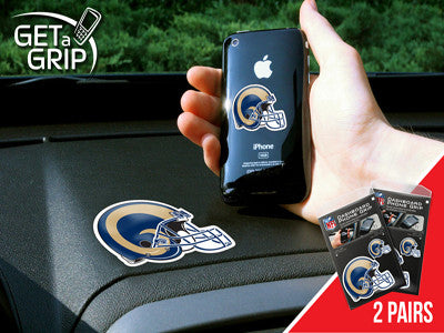 NFL - Los Angeles Rams 2 PACK GET A GRIP Rug
