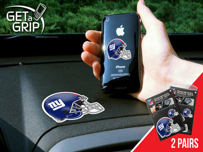 NFL - New York Giants 2 PACK GET A GRIP Rug