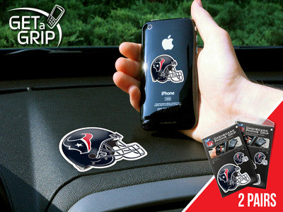 NFL - Houston Texans 2 Pack Get A Grip Rug