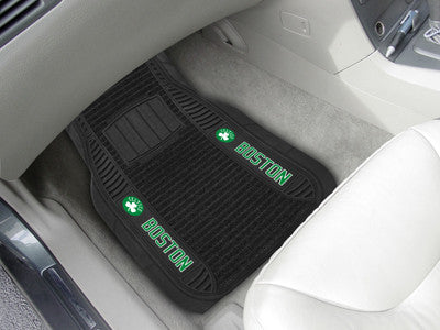 NBA - Boston Celtics 2-Piece Deluxe Car Mats