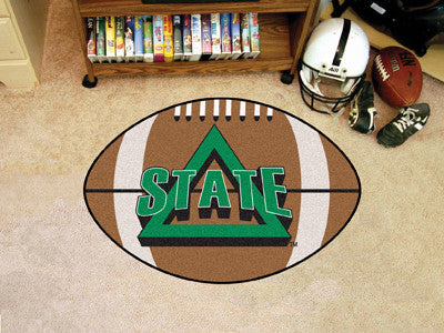 Delta State University Champions Football Carpet