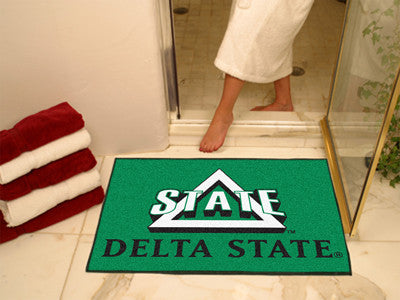 Delta State University All-Star Door Mat