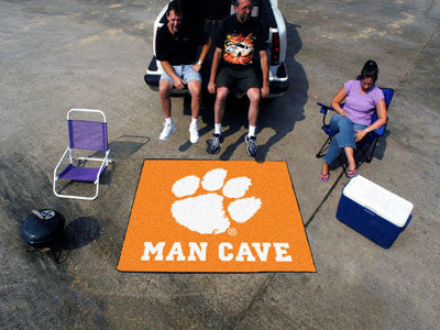 Clemson University MCaveTAILGATER Carpet