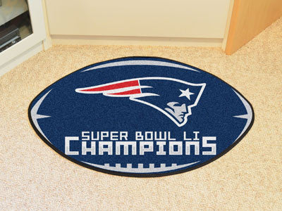 New England Patriots 2016-17 Super Bowl LI Champions Mat
