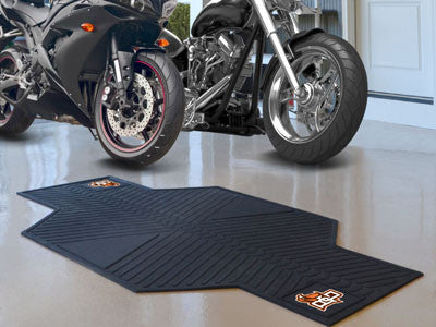 Bowling Green State University Motorcycle Mat