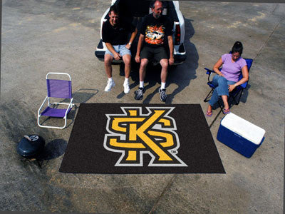 Kennesaw State University KS Logo Ulti-Mat