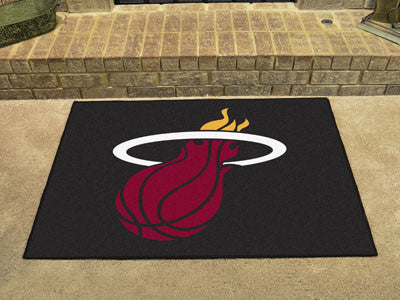 NBA - Miami Heat All-Star Area Rug