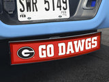 Georgia Bulldogs Officially Licensed NCAA Illuminated Trailer Hitch Cover
