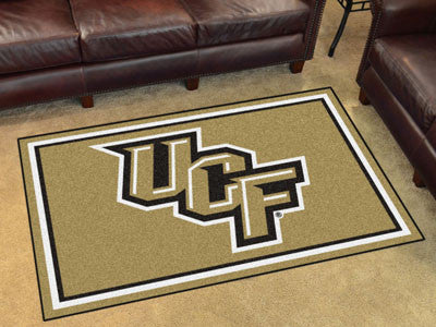 University of Central Florida Rug 4x6 Area Rug