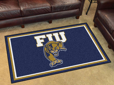 Florida International Univ Rug 4x6