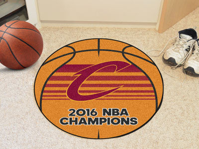 Cleveland Cavaliers NBA Champions 2015-16 Basketball Carpet