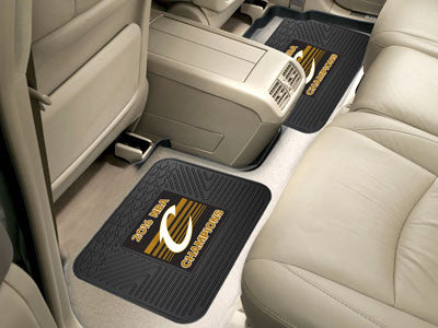 Cleveland Cavaliers NBA Champions 2015-16 2 Pack Utility Car Mat
