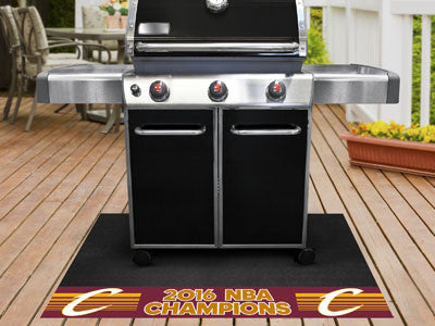 Cleveland Cavaliers NBA Champions 2015-16 Grill Mat