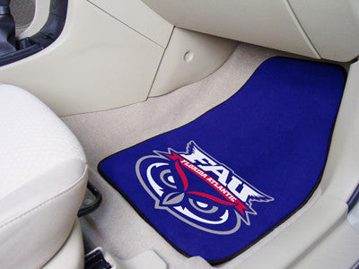 Florida Atlantic University 2 Piece Front Car Mats