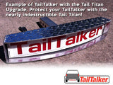 Tennessee Titans Officially Licensed NFL Illuminated Trailer Hitch Cover