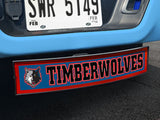 Minnesota Timberwolves Officially Licensed NBA Illuminated Trailer Hitch Cover