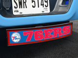 Philadelphia 76ers Officially Licensed NBA Illuminated Trailer Hitch Cover