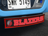 Portland Trailblazers Officially Licensed NBA Illuminated Trailer Hitch Cover