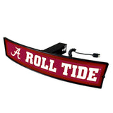 Roll Tide Illuminated Trailer Hitch