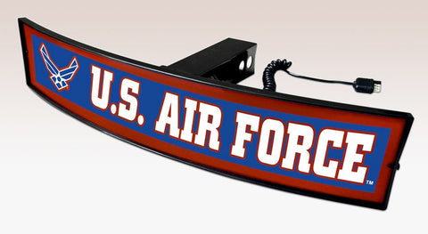 United States Air Force Trailer Hitch Cover